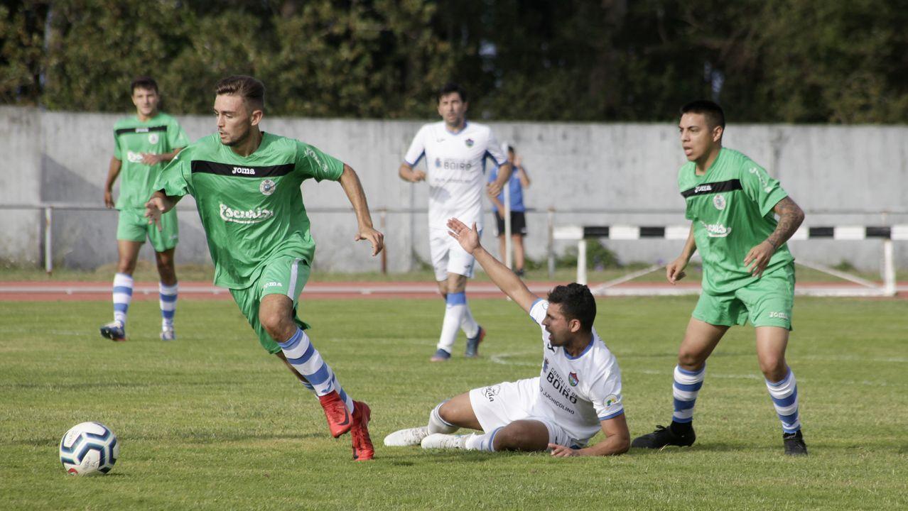 ¡Búscate en el partido de preferente entre el Puebla y el Boiro!