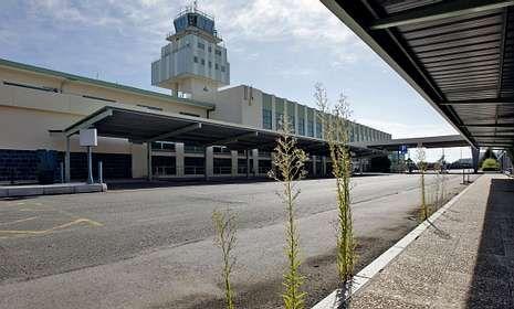La vieja terminal lleva desocupada desde  que se inauguró la nueva hace más de dos años.