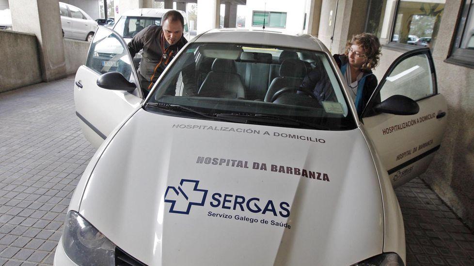 Uno de los equipos de HADO que hay en Galicia