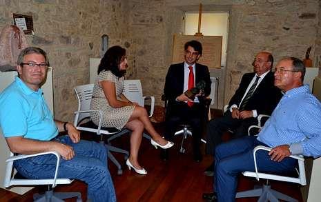 Los patronos de la Fundación ya adelantaron el proyecto a Diego Calvo, con el que volverán a reunirse.