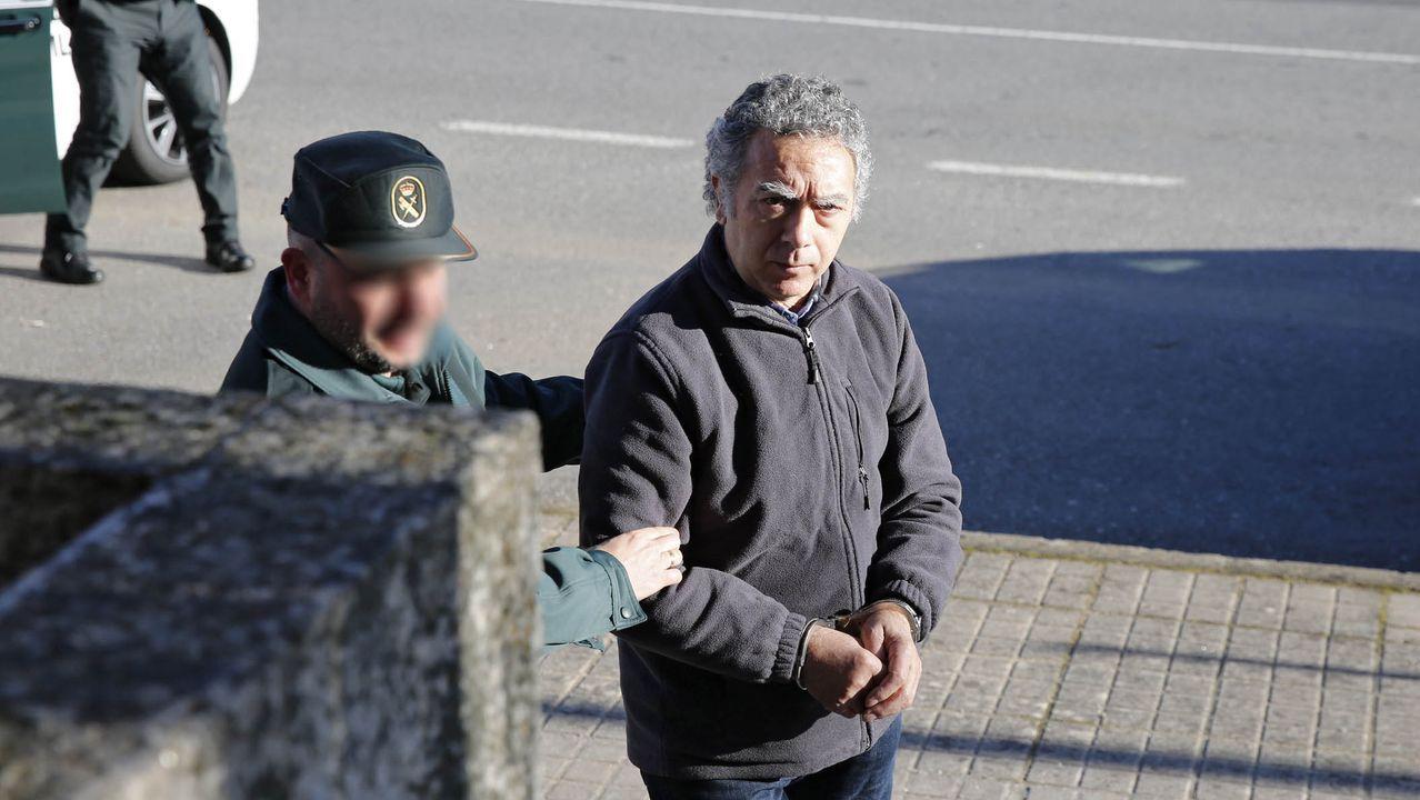 El lobo ataca de nuevo en Ourense y los ganaderos no pueden defenderse.Estado que presenta el templo