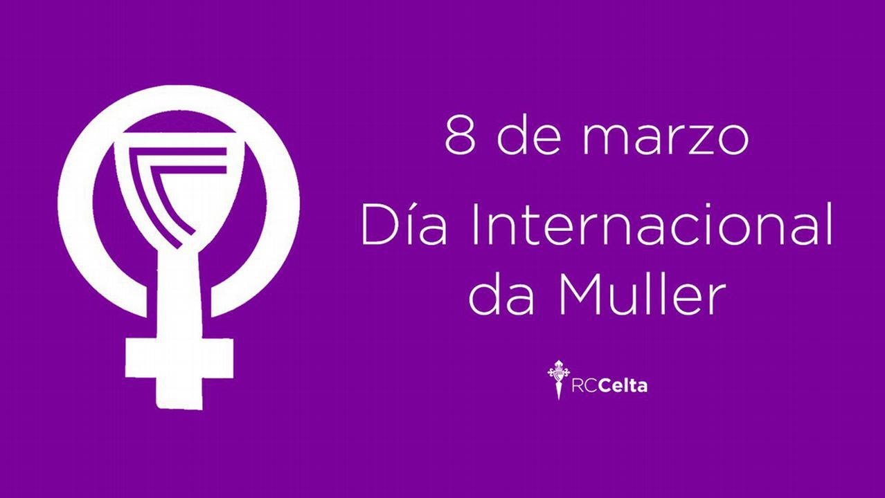 Multitudinaria manifestación feminista en Santiago