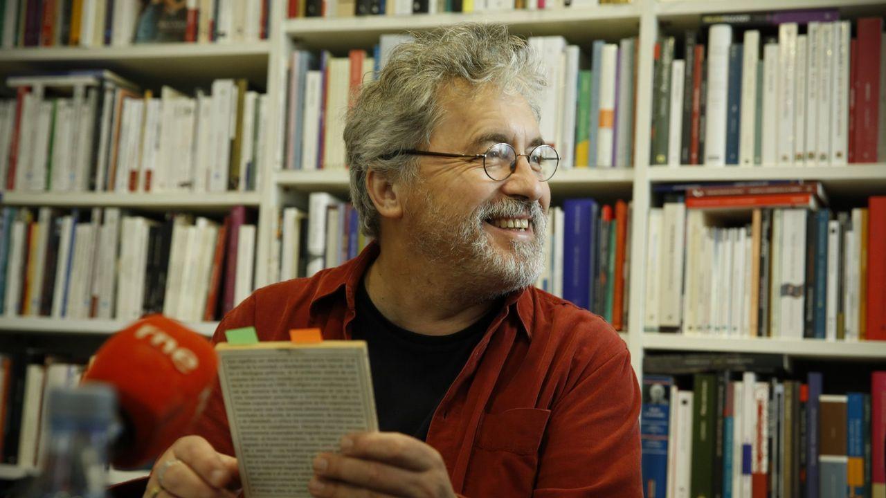 De Manuel Rivas publícase en portugués «O último dia da Terranova»