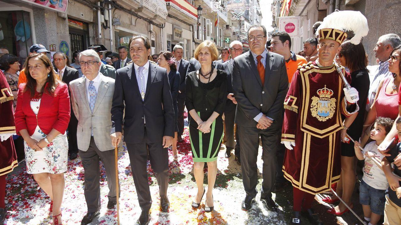 El alcalde de Corvera, Iván Fernández