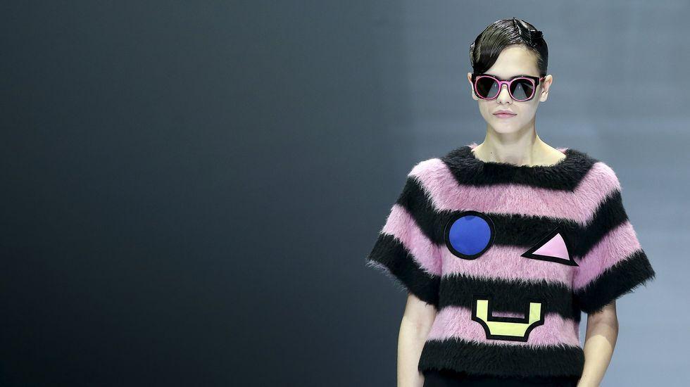 La Semana de la Moda de Milan se rinde ante las creaciones de Diesel, Armani y Versace