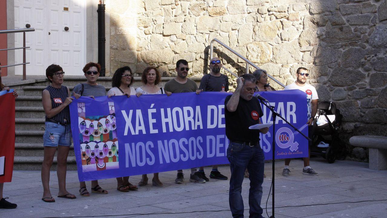 El profesor Roi Pérez ha revolucionado los métodos de enseñanza en la comarca
