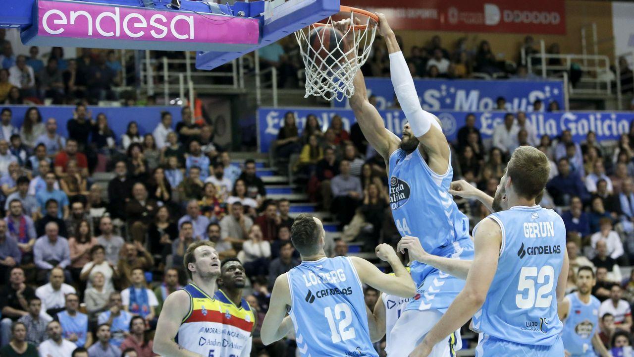 Entrevista a Manu Barreiro: «Estoy muy feliz en Lugo»