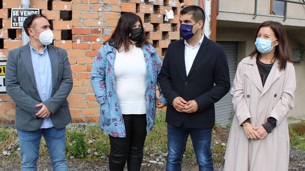 El delegado de la Xunta presentó las ayudas en Boborás