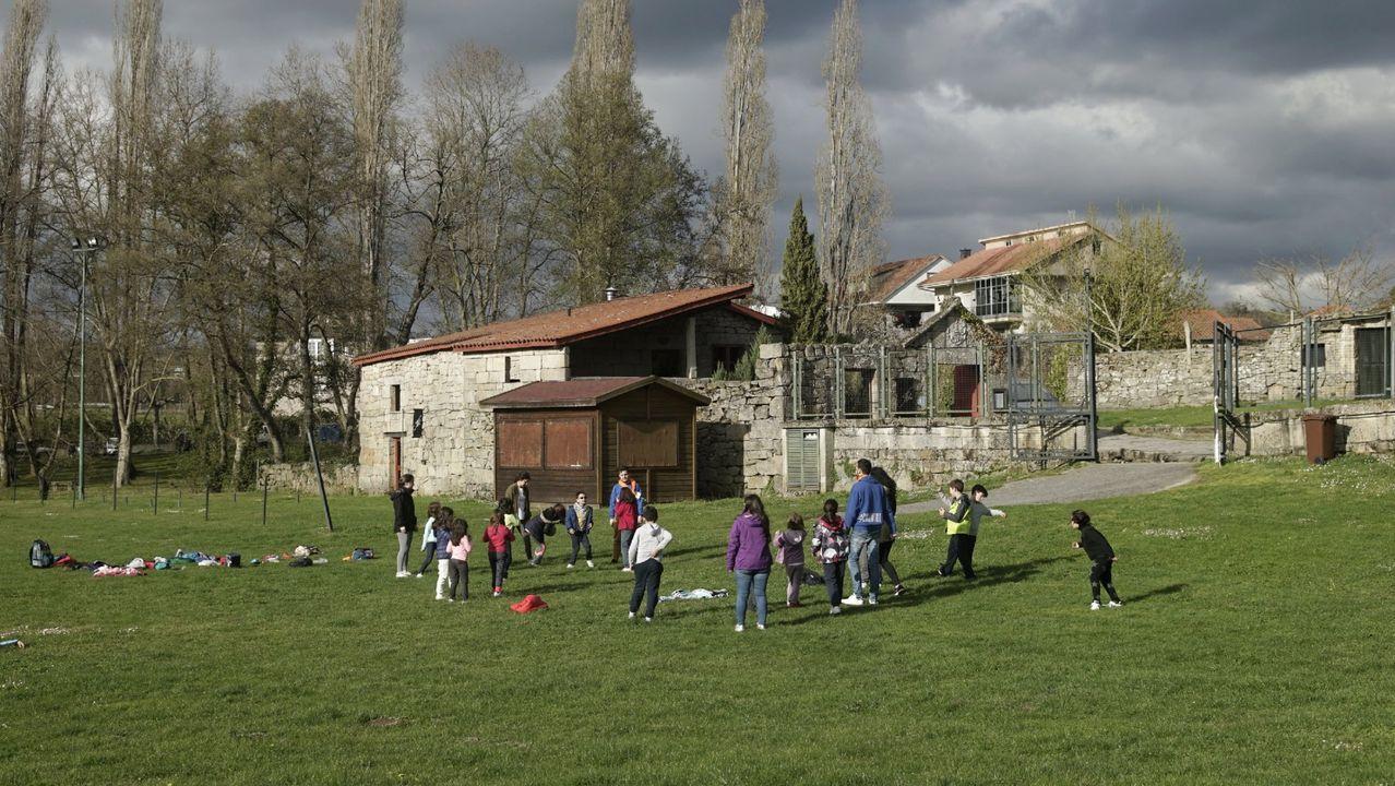 Imagen de archivo de una actividad en el campo de Vilanova