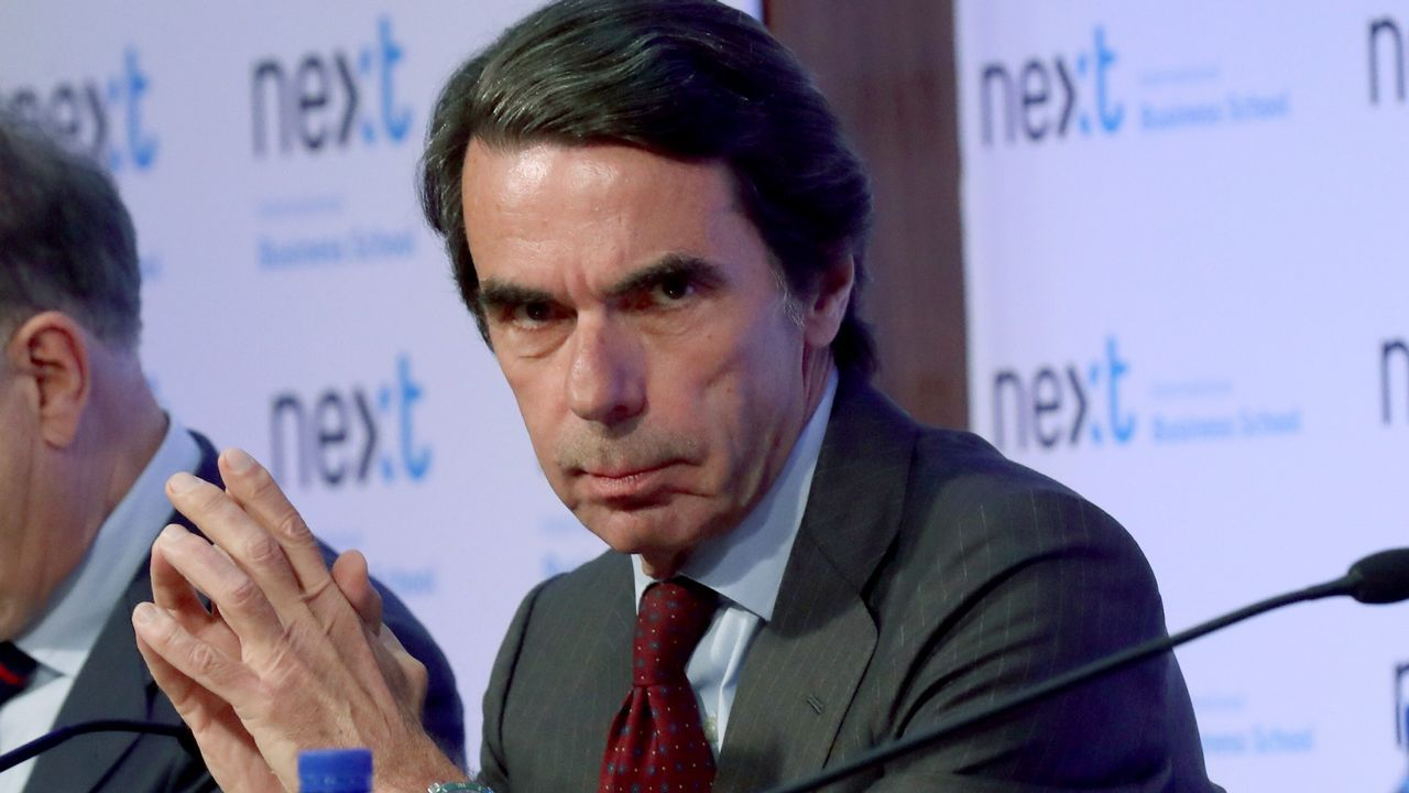 Las lecciones de Aznar y la respuesta del PP