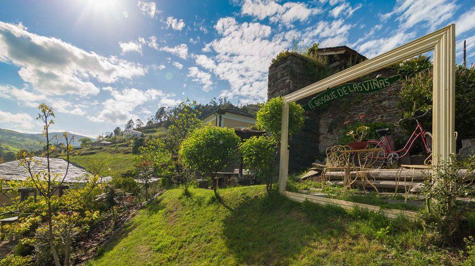 El Bosque de las Viñas.El médico del HUCA Juan Pablo Rodrigo