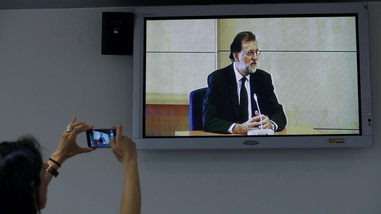 El abogado de ADADE, Mariano Benítez de Lugo