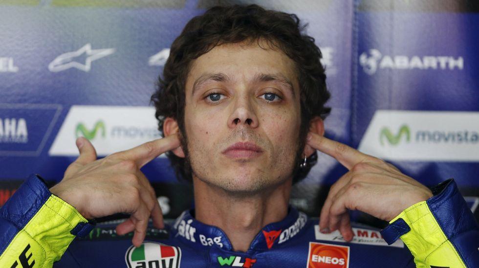 El Gran Premio de Valencia de MotoGP, en imágenes