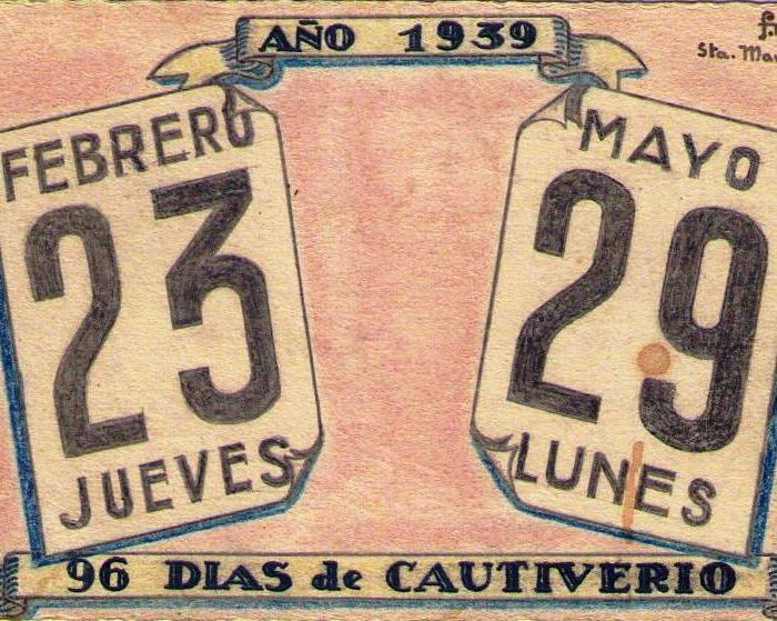 Mañana se presentará un libro de la asociación Acamo con dibujos que hizo un preso en 1939.