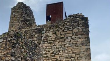 Está prevista la segunda fase de rehabilitación de la Torre de O Castro