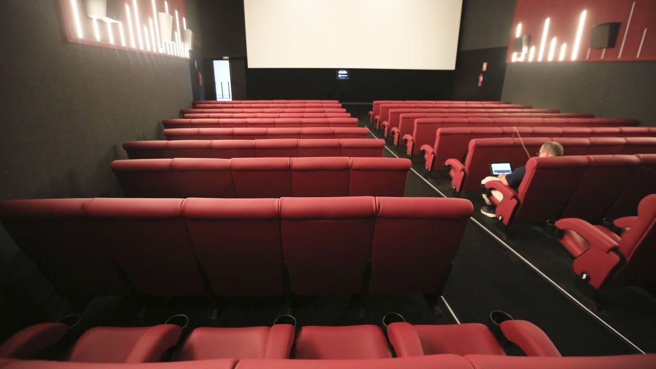 Recién estrenados Cines Cristal