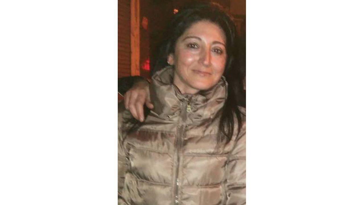 Batida para buscar a Concepción Barbeira.La mujer desaparecida en Gijón