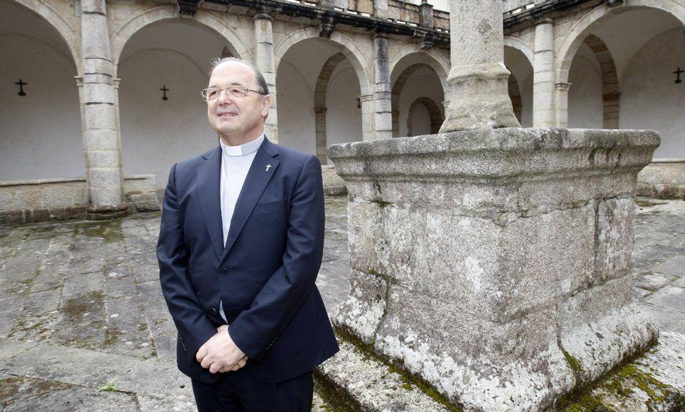 Geada, no museo que tivo máis dunha década en Mondoñedo.