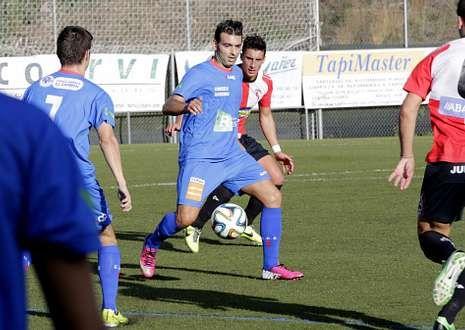 Tras el descanso en la Copa Federación, Moisés volverá a ser clave en el ataque azulón.