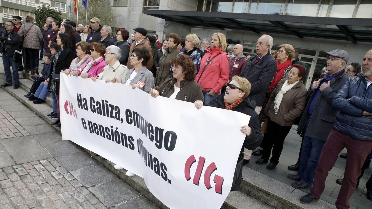 Javier Fernández Lanero y Manuel Zapico convocan la manifestación del 1 de mayo