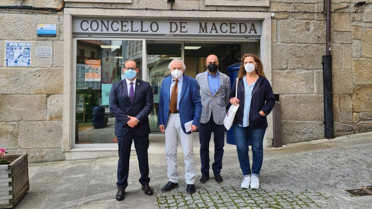 Un paseo por las fortalezas de Ourense.Xunqueira de Espadanedo será uno de los municipios beneficiarios