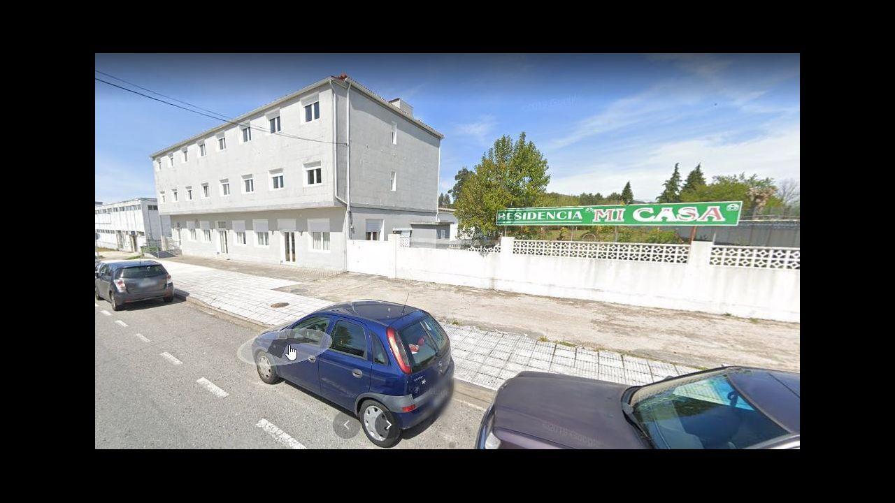 Residencia Mi Casa, en Pazos de Borbén