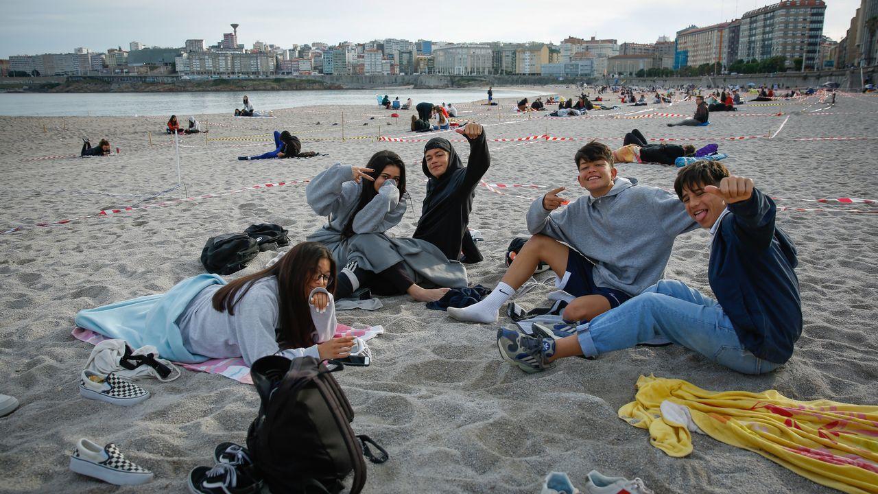 san Juan en A Coruña