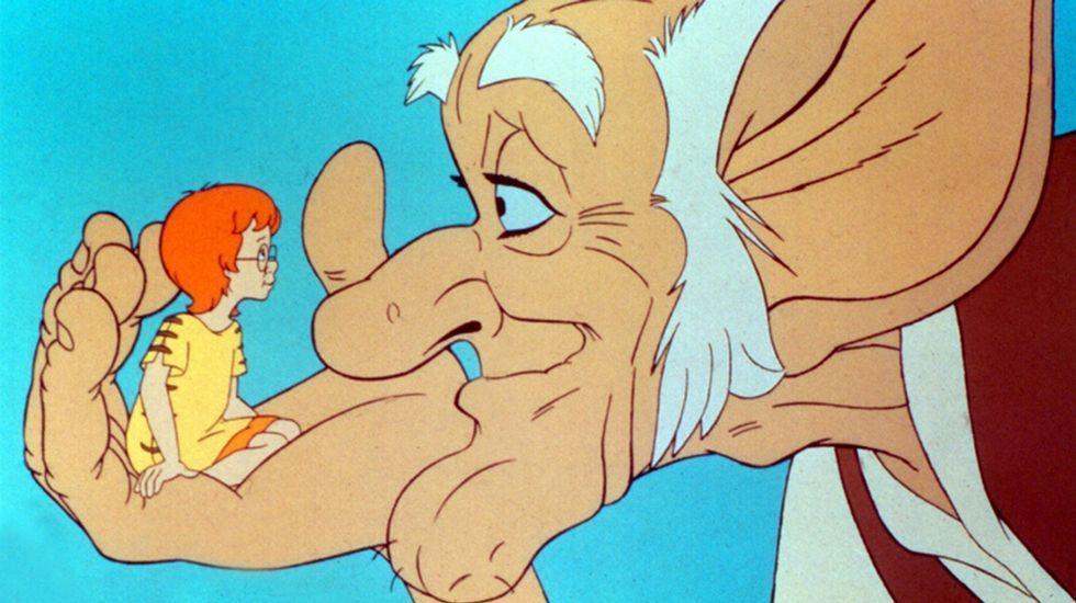 Tráiler de«Mi amigo el gigante» («The BFG»).Harrison Ford  y Melissa Mathison, en una imagen de archivo