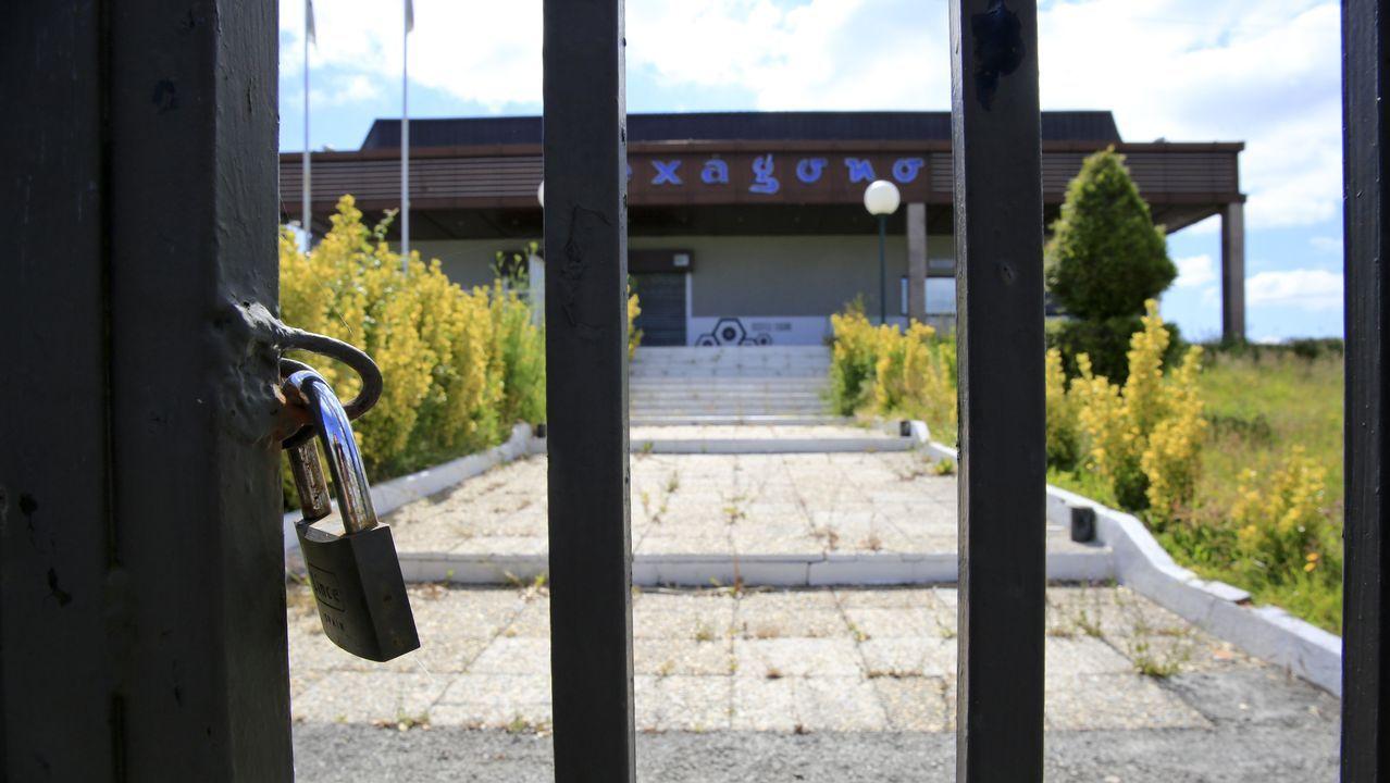 Exágono reabrirá sus puertas tras el San Froilán
