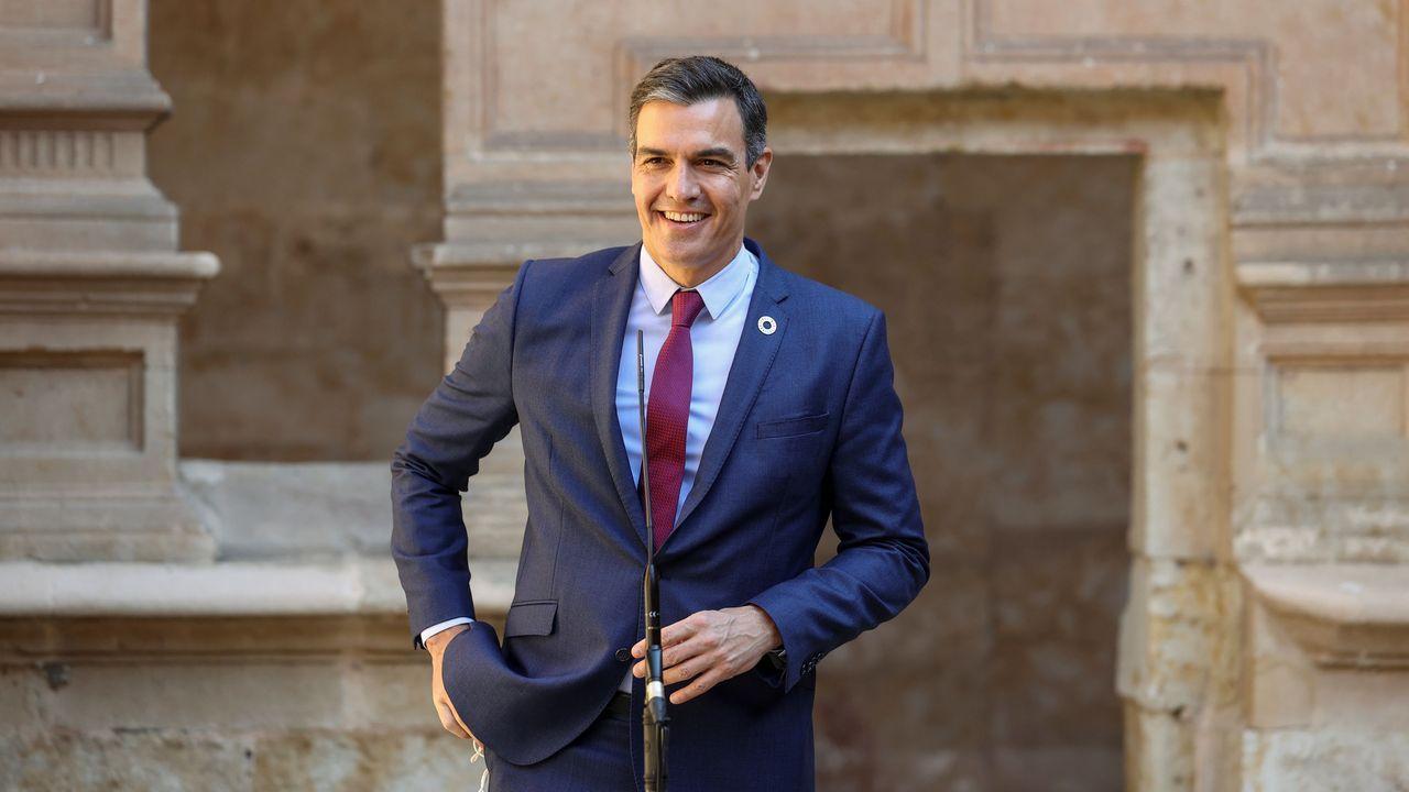Pedro Sánchez anuncia la llegada de 3,4 millones de vacunas de Pfizer en agosto