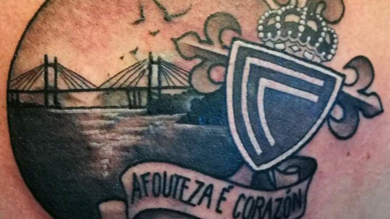 Tatuajes celestes
