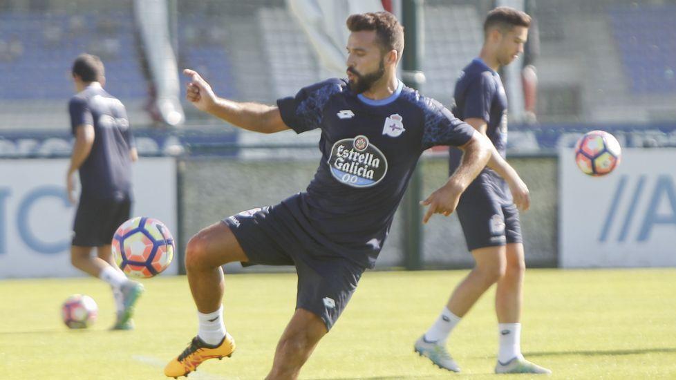 El Negreira-Deportivo, en fotos
