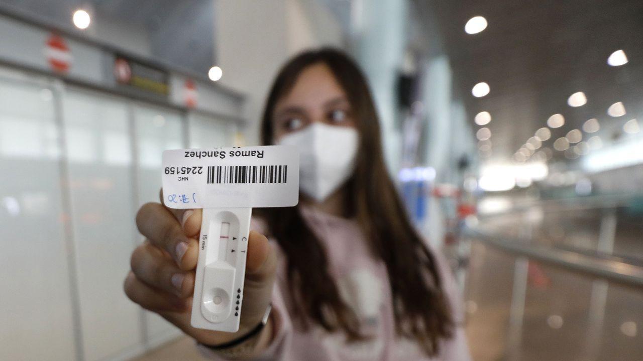 Presentación del nuevo servicio de transporte sanitario de Pontevedra y O Salnés
