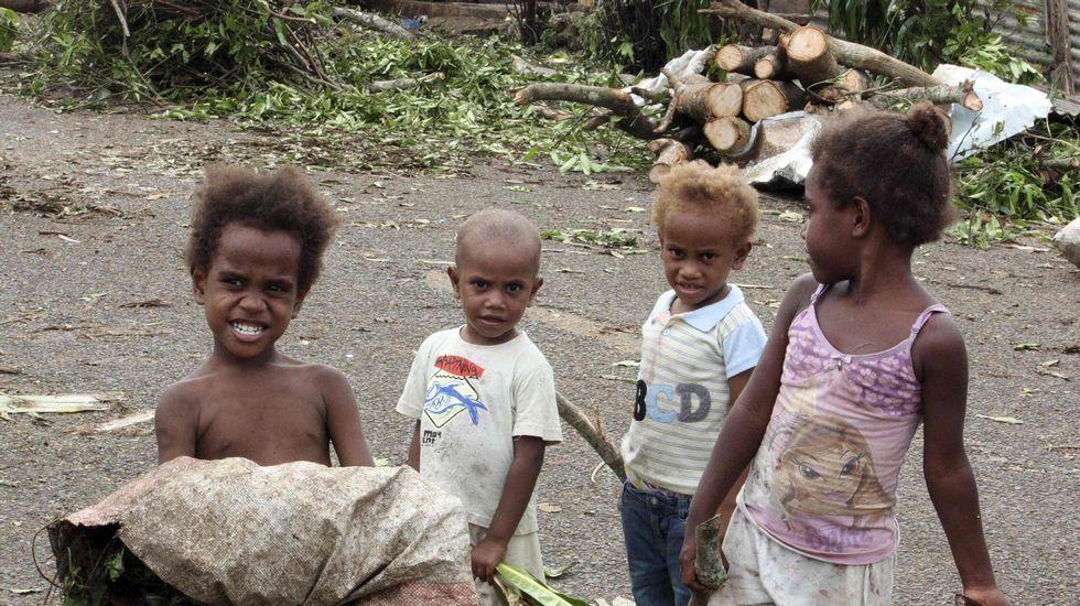 El presidente del país ha pedido la ayuda internacional para atender a los damnificados.