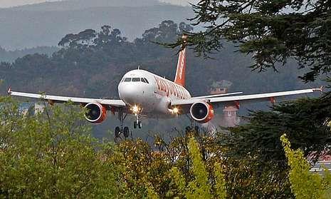El pasado 7 de mayo llegó a Alvedro el primer vuelo de la nueva etapa de EasyJet.