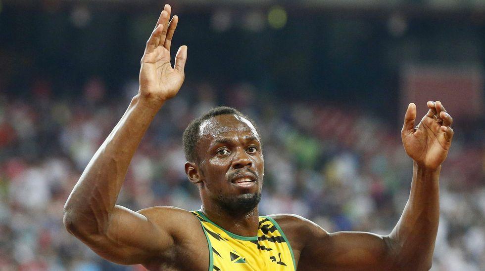 Usain Bolt: «Si gano en los Juegos Olímpicos estaré cómodo diciendo que soy una leyenda»