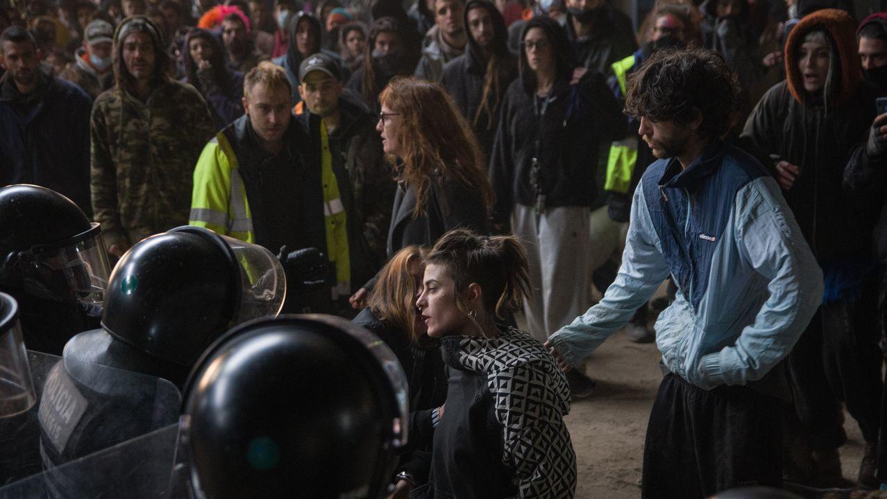 Así fue la agresión almenor en Barcelona.Joan Canadell es el número dos de la lista de Junts por Barcelona