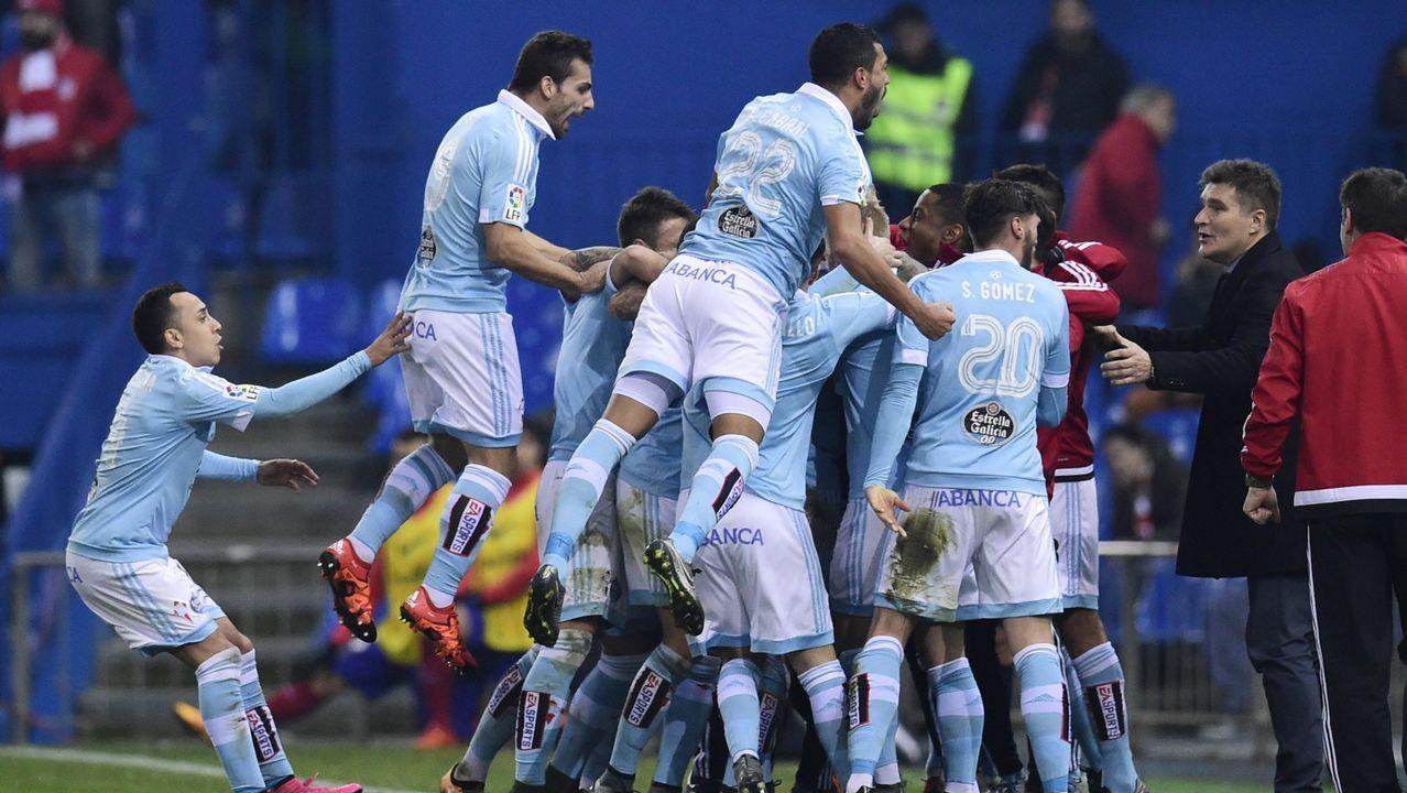 Pase a la semifinal de Copa eliminando al Atlético (2016)