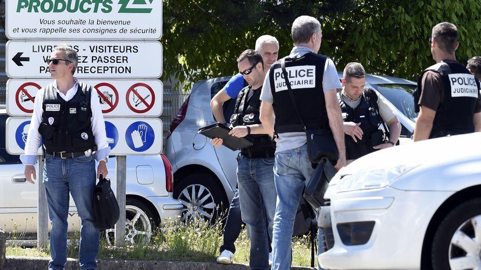 La policía ha detenido a una persona como presunta autor del atentado, según informan fuentes cercanas a la investigación.