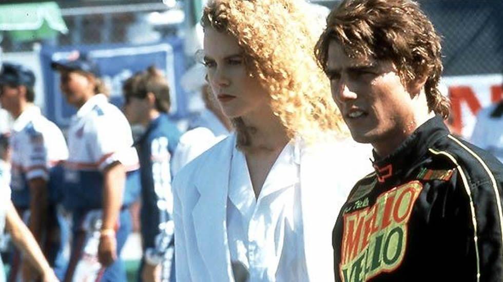 Tom Cruise y Nicole Kidman se conocieron en el rodaje de «Días de Trueno» en 1990 y se casaron poco después. Después de once años y dos hijos, Nicole pidió el divorcio.