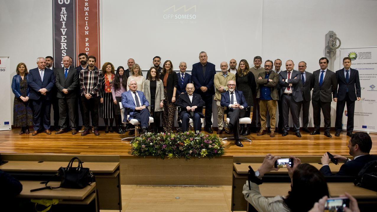 60 aniversario de la Acelerada, CIFP Someso