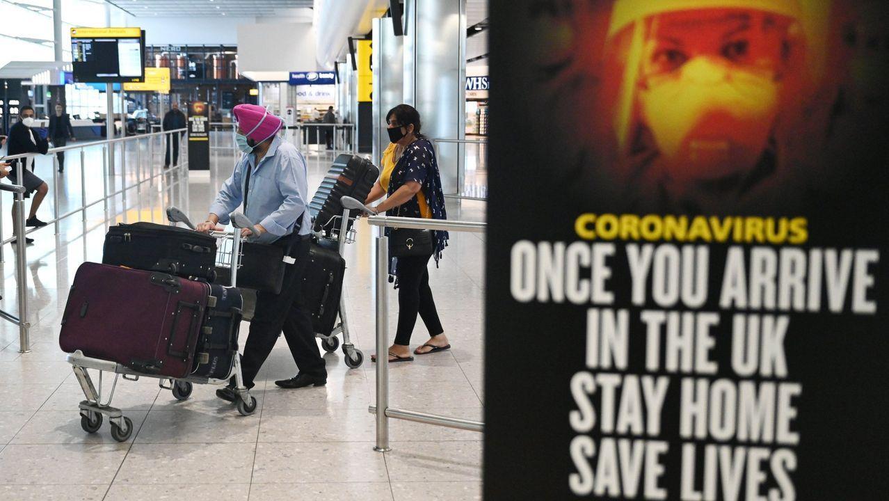 El aeropuerto usará cámaras térmicas especiales que comenzarán a instalarse en las salas de inmigración