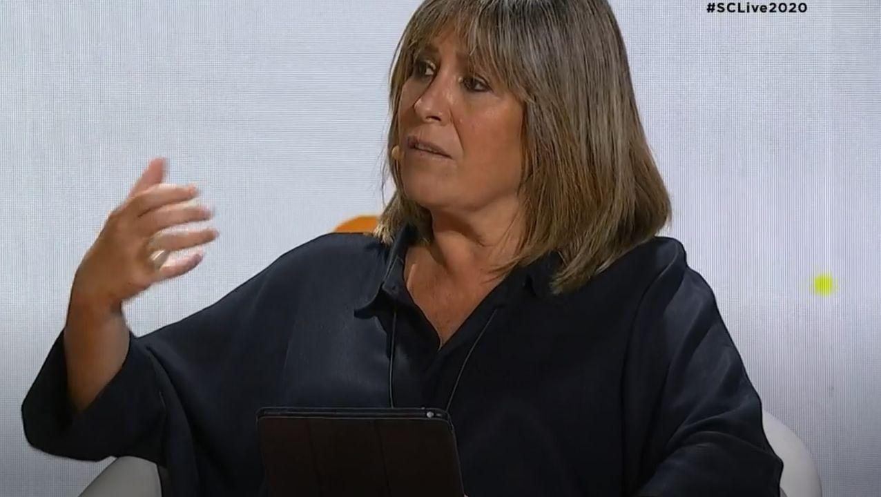 La socialista Núria Marin es alcaldesa de L'Hospitalet y presidenta de la Diputación de Barcelona