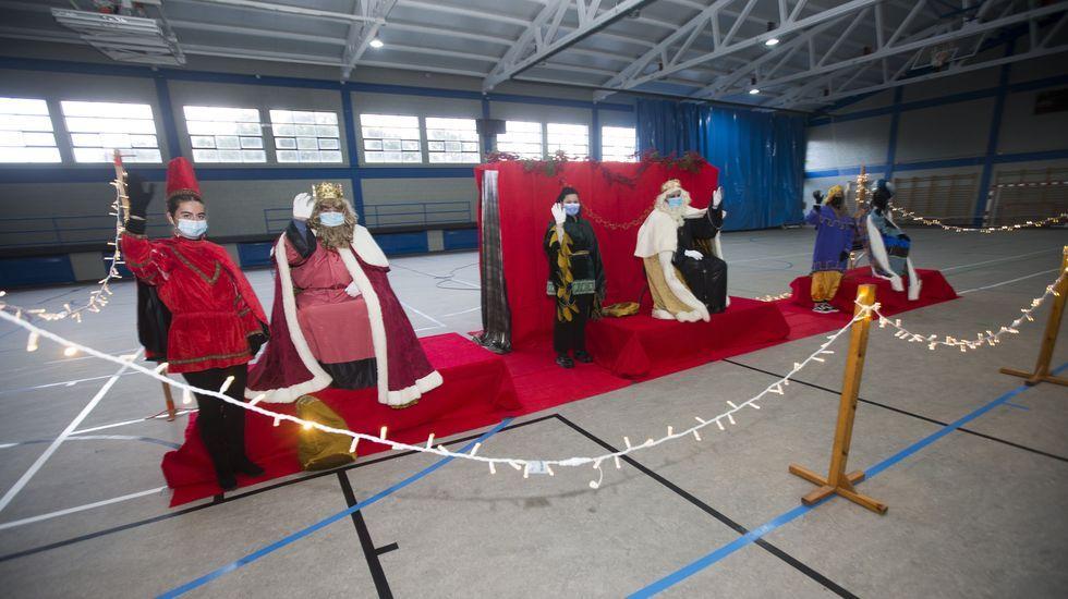 Los Reyes, en Cabana
