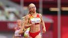 Adiaratou Iglesias conquista su segunda medalla en Tokio