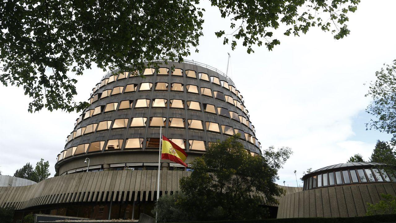 Las imágenes del Campeonato de España de Apnea Indoor.Sede del Tribunal Constitucional