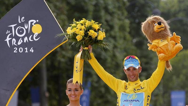 Último día del Tour de Francia