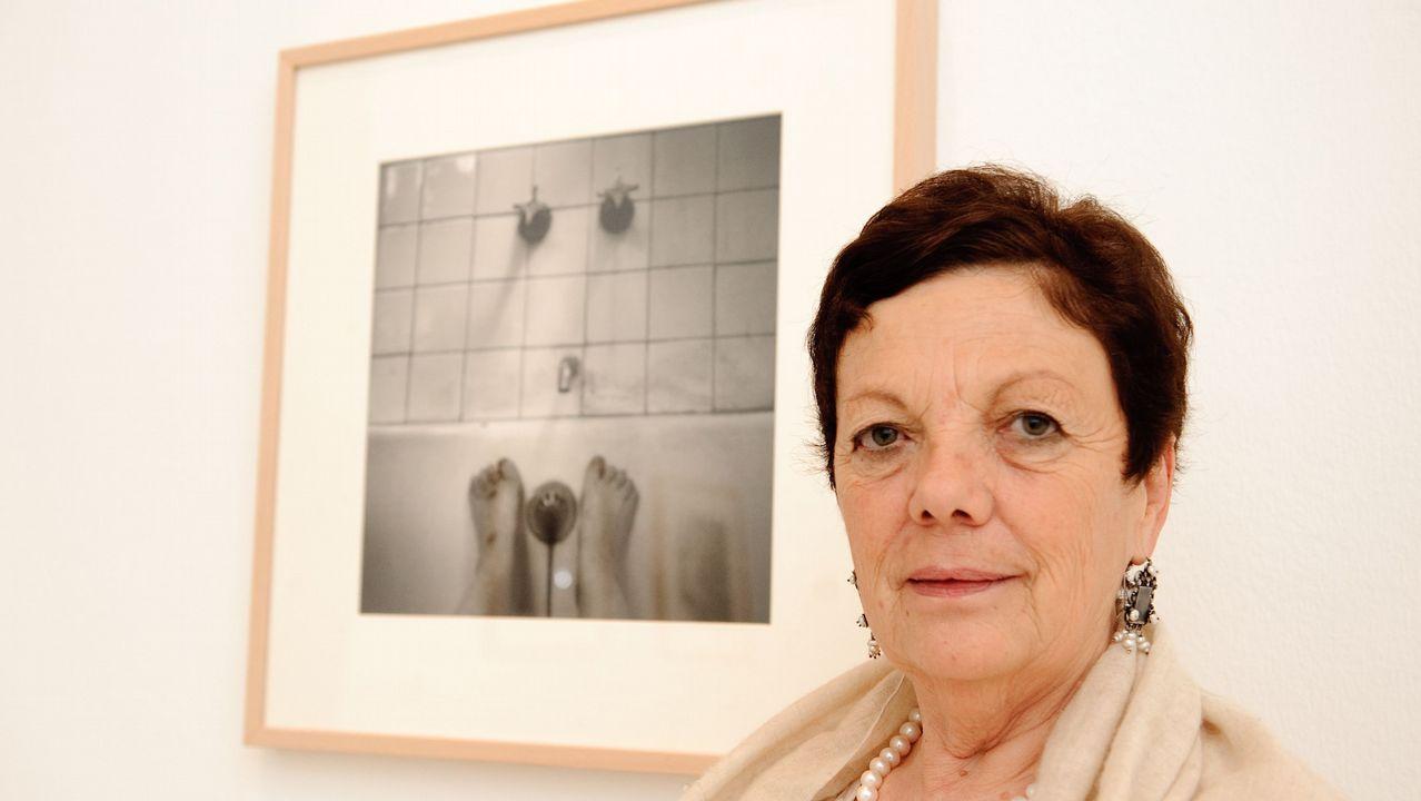 Exposición de la camelia en Vilanova.Graciela Iturbide afirma que para ella la fotografía es su «terapia del alma»