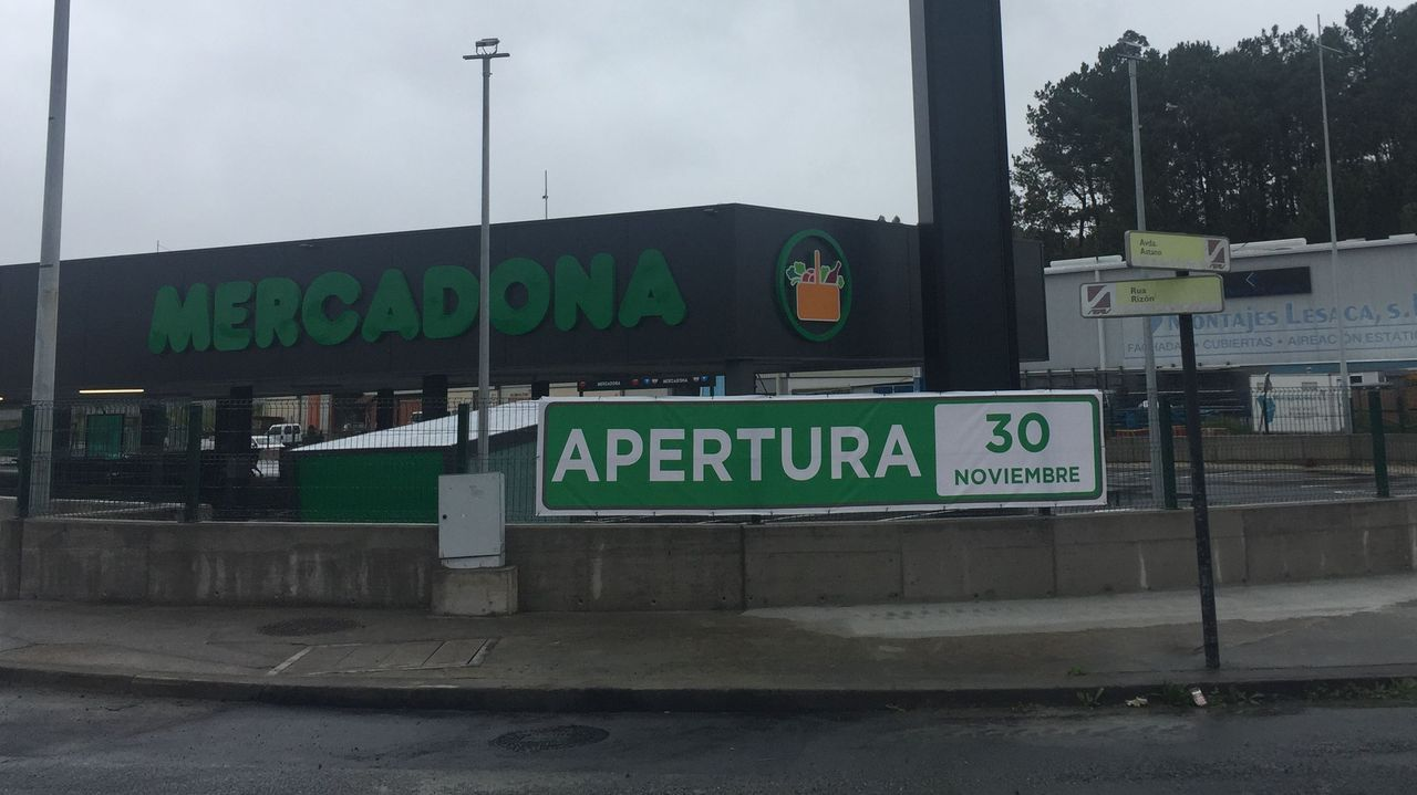 El nuevo local duplicó la superficie del supermercado anterior