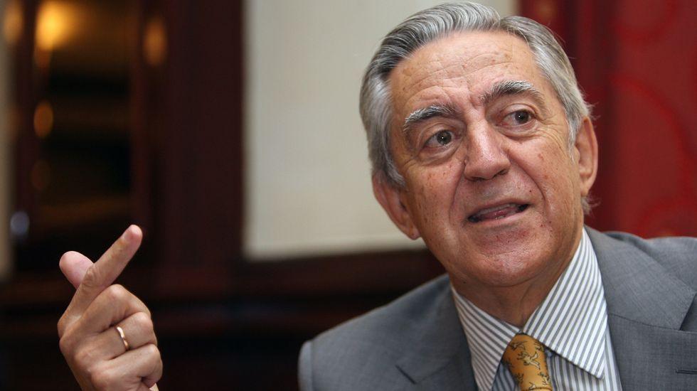 Francisco Reynés presidente el grupo Naturgy desde hace dos años